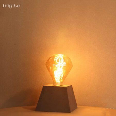 چراغ رومیزی بتنی M201