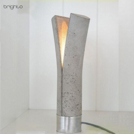 چراغ رومیزی بتنی M205